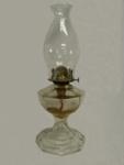 Kerosene lamp;  46