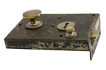 Door Lock; 17-76