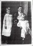 Mary Tate Wharfe and daughters.; 16-294