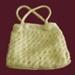 Crocheted Bag; 15-83