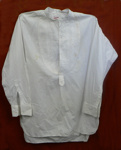 Men's White Shirt; 429