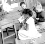 Mangawhai Beach School 1965.; 16-321