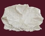 Lace blouse.; 681
