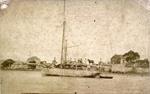 Mangawai Wharf.; 17-5