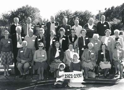 Mangawhai Area Schools Centennial 1985; 20-129