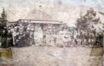 Hakaru School Picnic 1885.; 17-3