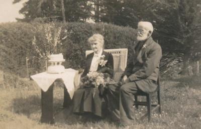 Joseph and Margaret Western; 17-93