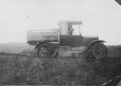Dowson's Model T Ford Truck.; 18-257