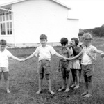 Mangawhai Beach Primary School 1965.; 16-345