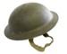 WW2 Helmet; 15-1