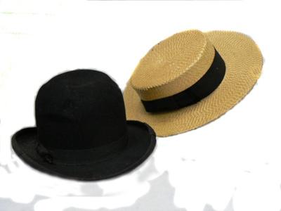 Men's hats; 382