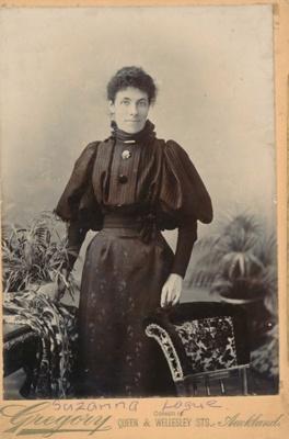 Susanna Logue; 19-24