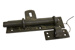 Slide Bolt and Latch; 19-8