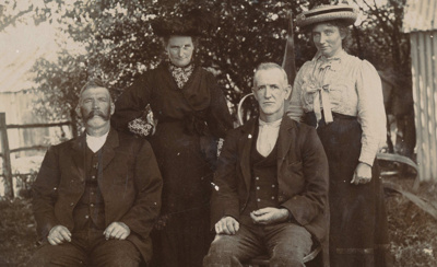 Meale Family; 19-122