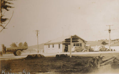 Kaiwaka Post Office 1947; 18-140