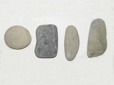 Ballast Stones; 8