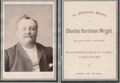 Charles Hardman Wright; 20-41
