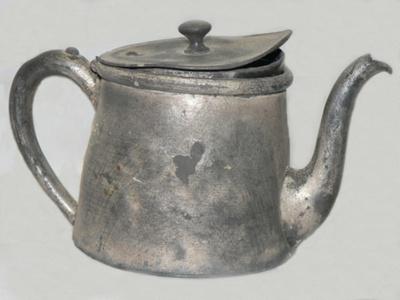 Teapot; 21