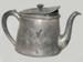 Pewter Teapot; 21