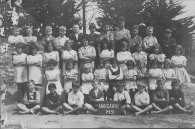 Mangawai School; 17-47