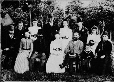 Wharfe Family; 16-60