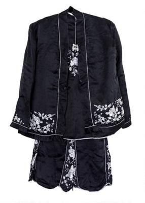 Trouser Suit; 17-255