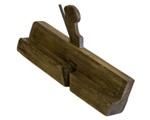 Wooden plane; 16-55