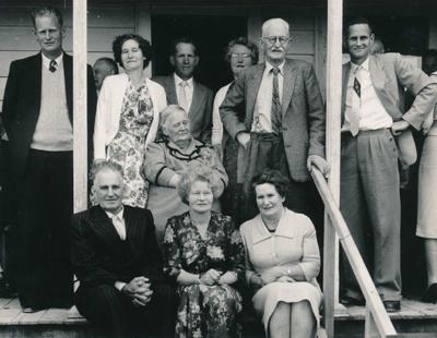 Balderston Family; 18-18