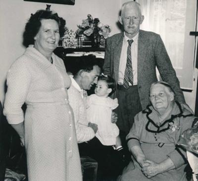 Balderston Family; 18-21