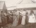 Ladies at Wharfe's home at Tara.; 17-127