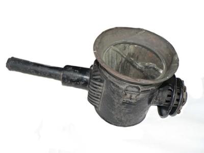 Carriage Lantern; 17