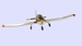 Fletcher FU 24 Model Plane; 833