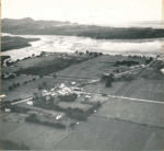 Aerial of Mangawhai Village 1956; 18-198