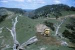 Bulldozer on Bream Tail Farm; 18-116