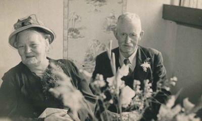 Tottie and Logan Balderston ; 19-158