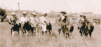 Tara Road School Calf Day; 17-119