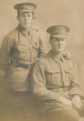 Everard and Ernest Brown; 17-100