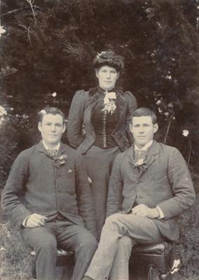 Yates Family; 19-35