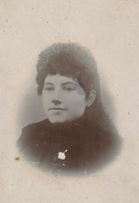 Ellen Mary Logue; 19-29