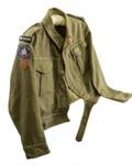 WW 2 Battle Jacket; 15-11
