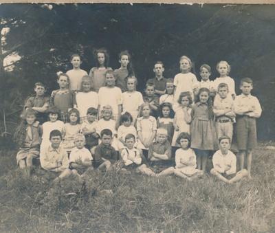 Mangawai School 1923; 18-263