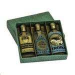 Perfume Bottles x 3; 17-20