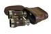 Binoculars in Brown Leather Case; 565