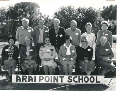 Arai Point School Reunion; 19-100