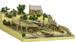 Model: Shipbuilding at Mangawai 1863; 800
