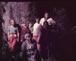 Wharfe Family by Kauri Tree; 18-128