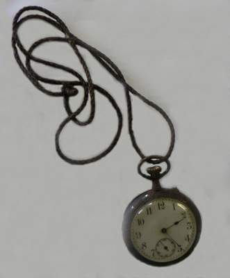 Man's Pocket Watch; 456