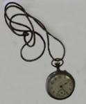 Man's Pocket Watch; 456