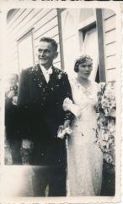 Thomas and Cullen Wedding; 19-98