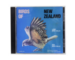 CD - Birds Of NZ. Land Bird Calls, Sea Bird Calls.; 18-15